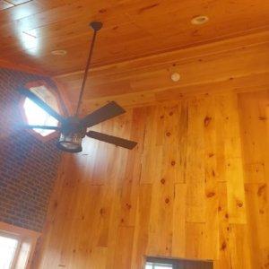 wood in office